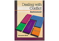 Dealing with Conflict Instrument (pack of 5) icon