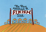 Race Without a Finish Line icon
